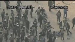 2011-12-21 美國之音視頻新聞: 埃及暴力事件後繼續投票