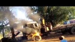 Líder da autoproclamada Junta Militar diz que aumentaram os ataques contra suas bases