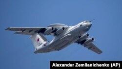 Російський літак А-50, фото від 7 травня 2019 року