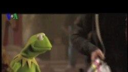 Pembuatan FIlm 'The Muppets'- Liputan Pop Culture VOA Februari 2012