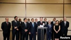 El Grupo de Lima respalda al presidente encargado de Venezuela, Juan Guaidó. El grupo ha sido clave en visibilizar la grave situación que vive la nación sudamericana.