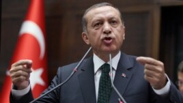 Turkish Prime Minister Recep Tayyip Erdogan (file)