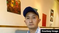 武汉疫情追责人士张海(张海提供图片)
