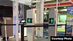 洛杉矶地铁试用的身体扫描仪