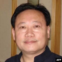 独立中文笔会秘书长赵达功(资料照片)