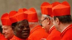 RDC : mise de 'église catholique pour le dialogue-déclaration de l'abbé Santedi-Top Congo