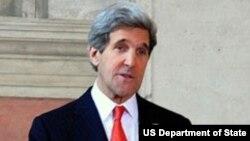 جان کری، وزیر خارجه ایالات متحده امریکا