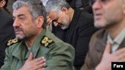 قاسم سلیمانی، فرمانده سپاه قدس (شاخه خارج از کشور سپاه پاسداران)