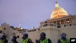 Điện Capitol ở thủ đô Washington.