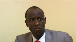 Ayouba Hassane, secrétaire général du Syndicat autonome des magistrats du Niger