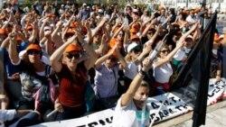 اعتصاب در یونان