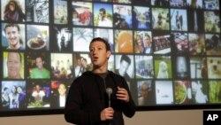 El CEO de Facebook, Mark Zuckerberg, es uno de los firmantes de una carta abierta al presidente Barack Obama, en la que piden se limite el espionaje.