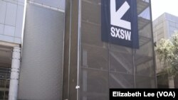 SXSW Convention in Austin, TX.
