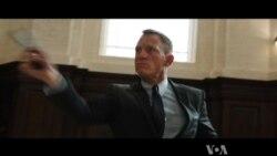 New 007 Movie Reveals Bond's Inner Demons