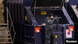 Nổ súng ở Copenhagen