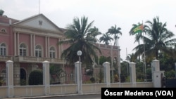 Palácio presidencial de São Tomé e Príncipe