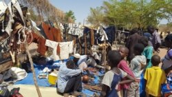 Mamadou Togo joint par Nathalie Barge