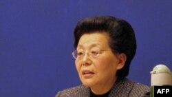 中国商务部副部长马秀红