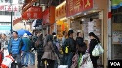香港年晚水貨客急增 民間團體批政府不力