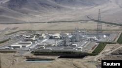 اراک میں ایرانی جوہری تنصیب