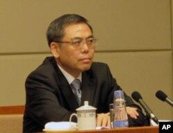 中国卫生部副部长刘谦