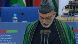 نشست وزرای خارجه شصت کشور در بن (آلمان) پيرامون اوضاع افغانستان