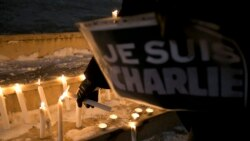 Terrorists Strike Paris