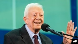 Election 2020 Carter