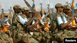 Faayilii - Miseensota Birgaadeelii Afrikaa Bahaa Jibuutiitti oggaa shakallii geggeessan
