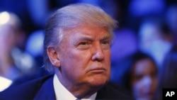 Donald Trump encabeza todas las encuestas para la nominación presidencial republicana a poco más de 100 días de las asambleas de Iowa.