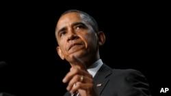 President Barack Obama speaks at the 62nd National Prayer Breakfast in Washington, Feb. 6, 2014.