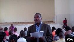 João António Daniel, MPLA, Malanje