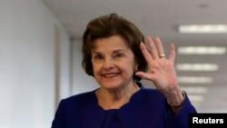 Senateri, Dianne Feinstein ayoboye umurwi wa senat ya Amerika ujejwe ivyerekeye iperereza