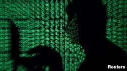 網絡黑客。