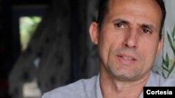 José Daniel Ferrer García, disidente cubano