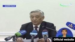 Markaziy saylov komissiyasi yig'inidan