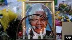 Vigilia por Nelson Mandela