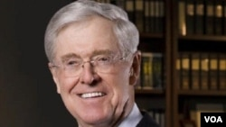 Billionaire industrialist Charles Koch declared on July 31, 2016, that his expansive political network would not support Donald Trump.
