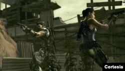 'Resident Evil 5: La venganza' se rodó en Toronto, Japón, Moscú y Nueva York. [Foto: residentevil.com]