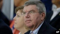 Ông Thomas Bach lên làm chủ tịch IOC, chưa đầy một năm, nhưng ông bắt đầu những chấn chỉnh cho tổ chức này.