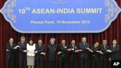Các nhà lãnh đạo dự hội nghị ASEAN