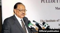 پاکستان کے صدر ممنون حسین