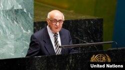 Predsjednik Haškog mehanizma za međunarodne krivične sudoveTeodor Meron