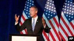 Martin O'Malley dijo que EE.UU. debe hacer más con respecto a la situación de los refugiados sirios.