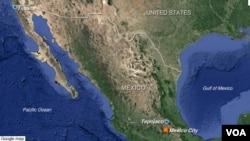 Nuklearni otpad ukraden u mestu Tepohako, severno od Meksiko sitija