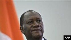 Nhà lãnh đạo Côte d'Ivoire được quốc tế công nhận, ông Alassane Ouattara