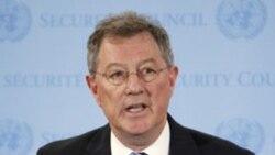 رابرت سری، فرستاده سازمان ملل متحد به خاورميانه