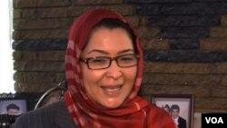 ثریا دلیل، وزیر پیشین صحت عامۀ افغانستان