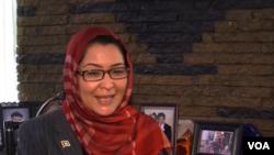 داکتر ثریا دلیل، وزیر صحت عامه افغانستان