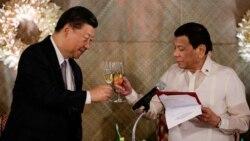 焦点对话:习近平拉拢菲律宾,美中争夺亚洲主导权?